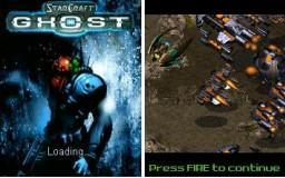 Mobile Starcraft – Ghost