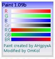 Paint mod by OmKol